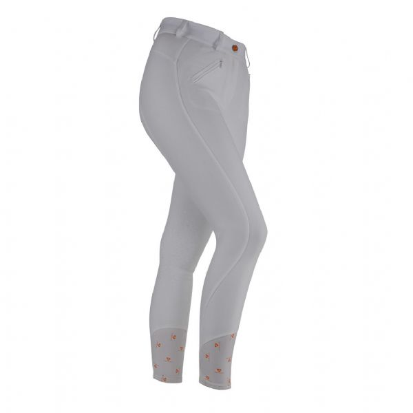 Shires Aubrion Cleveland Breeches - White